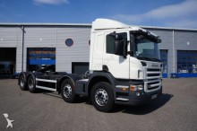 camión Scania P360 Manual Retarder Full Steel Euro 5 2010