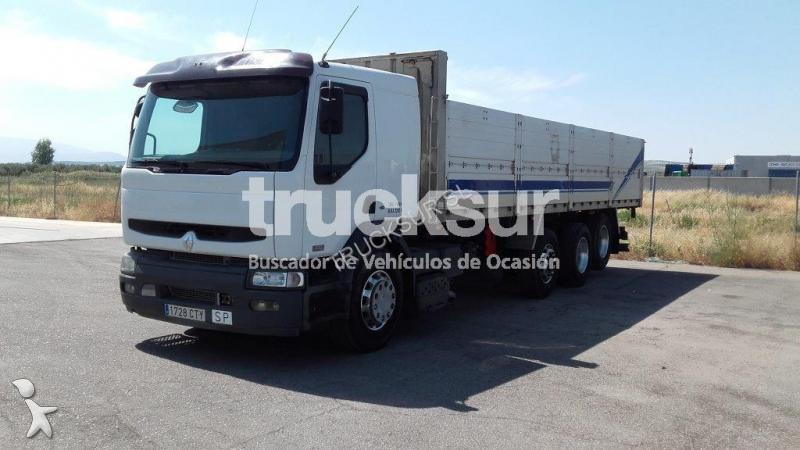 Camion ribaltabili trasporto cereali 8 annunci di camion for Rimorchi ribaltabili trilaterali usati
