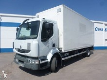 camion fourgon double étage Renault