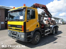 camion DAF CF 85 6x4 EURO 2 Manual steel
