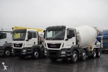 camión MAN TGS / 32.400 / E 6 / BETONOMIESZARKA LIEBHERR