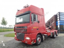 camion DAF XF95.480 SSC / Hook / Full Steel / Manual / 6x2