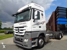 camion Mercedes Actros 2548 Megaspace / Chassis / 6x2 / Euro 5