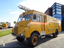 camion Bedford 4x4 Firetruck / Manual / Full Accessories