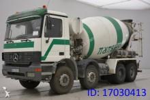 camion Mercedes Actros 3240 - 8x4