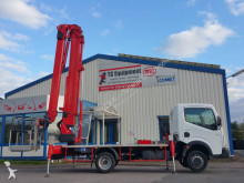 camion Cela DT24 with crane option