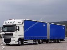 ciężarówka DAF XF 105.460 / / JUMBO 120 M3 / VEHICULAR /