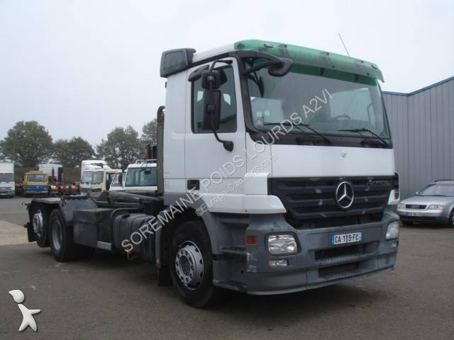 camion mercedes occasion 26 tonnes. Black Bedroom Furniture Sets. Home Design Ideas