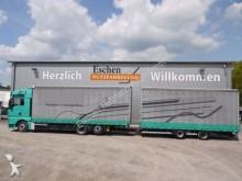 camion MAN TGX 26.440 6x2, Jumbo + Tandem Anhänger