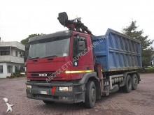 camión volquete para chatarra Iveco