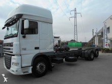 camion DAF XF105 FAN 460