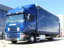 camión Scania R 420/Automatik/2 Tanks /3 Pedale/ 3 m JUMBO!