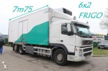 camion Volvo FM9-340 - LAMBERET FRIGO + CARRIER SUPRA 850 - S