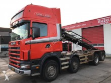 camion portacontainers Scania