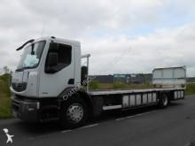 camion plateau porte gaz Renault
