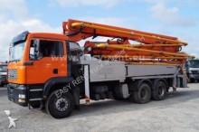camion calcestruzzo pompa per calcestruzzo MAN