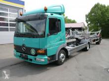 Mercedes Atego 815 Sattelzug Boot Yacht Transpo TÜV NEU! truck
