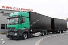 camión Mercedes Actros 2542