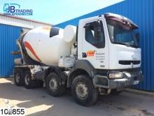 camion Renault Kerax 370 8x4, Manual, 9 M3, Airco, Steel suspen