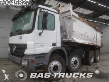 camión Mercedes Actros 4144 K 8X4 Retarder Big-Axle Steelsuspens
