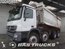 camión Mercedes Actros 4844 K 8X4 Retarder Big-Axle Steelsuspens