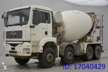 camion béton MAN