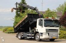 camion DAF CF 65/220 !!KRAAN/KIPPER!!