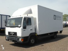 camion MAN 8.163 ONLY 185 TKM