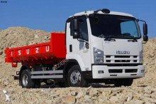 Isuzu construction dump truck