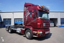 camión Scania R500 Highline Manual Retarder 6x2 Euro 3 2006