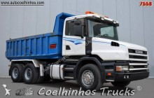 camion Scania T 124