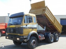 camion Mercedes 2635 Kipper 6x4 V8 ZF Top Condition
