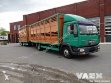 camion MAN LE 12.220 1 Stock + 2 Stock Trair