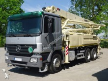 camion Mercedes Actros 2636 6x4 EURO5 Betonpumpe Schwing 34m