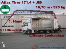 camión Mercedes 2536 Actros Atlas 171.4 +JIB 18,2m - 300kg