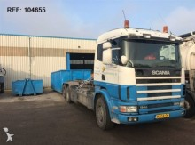 camión Scania P114.380 - SOON EXPECTED - HOOK FULL STEEL