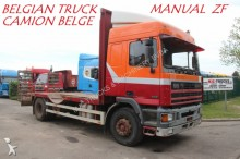 camion DAF 95 ATI 430 - MACHINE CARRIER - BELGIAN TRUCK - M