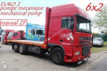 camion DAF 95 XF 380 SSC - 6x2 - EURO 2 - MANUAL ZF - FRENC