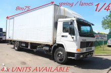 camion Volvo FL7 -230 CLOSED BOX 8m75 - SPRING / LAMES / BLAT