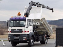 camión volquete bilateral usado