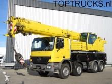 camion Liebherr ACTROS 4144 LIEBHERR LTF1045-4.1+JIB 9.5 mtr