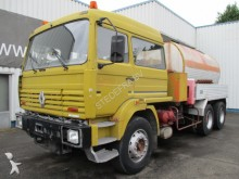 camion Renault Manager G300, 6X4, Spring suspension