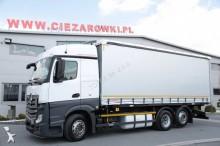 ciężarówka podwozie używana