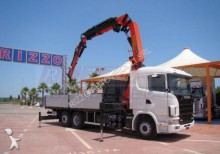 camion Scania L 124 420 - 2
