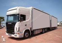 camión Scania L 144 460 -09