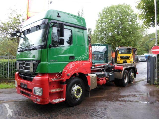 Camion Mercedes 2643/6x2/Abroller