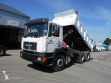 camion MAN 26.372 (BIG AXLE / FULL STEEL SUSP.)