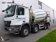 camion Mercedes ACTROS 3244 8X4 EPS FULL STEEL HUB REDUCTION EURO 4