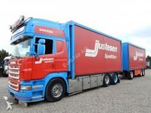 camión Scania R500 6x2 Topline Kompletzug