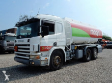camion Scania 124/360 17000 L. ADR Tankwagen
